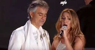 The Prayer' Classic Performance By Andrea Bocelli And Celine Dion ...