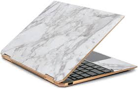 Amazon Com Mightyskins Skin Compatible With Hp Spectre X360 13 3 Gem Cut 2019 Frost Marble Protective Durable And Unique Vinyl Decal Wrap Cover Easy To Apply Made In The Usa