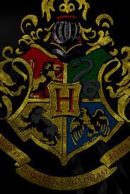 harry potter hogwarts logo wallpaper