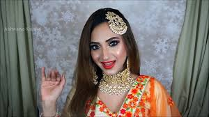 plete indian bridal makeup tutorial
