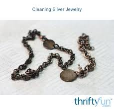 silver jewelry left in cleaner too long