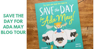 Save the Day for Ada May Blog Tour - BookBairn