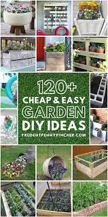 120 and easy diy garden ideas