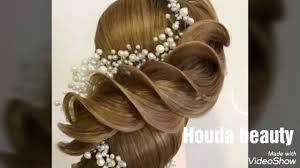 Houdabeaute Coiffure3d اروع تسريحات الشعر للعرايس ٣دي Couiffur 3d