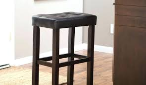 excellent saddle bar stool seat counter