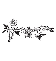 Style And Apply Flower Border Wall Decal Wayfair