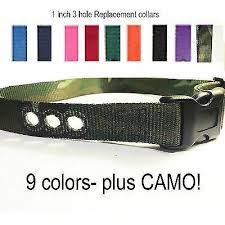 1 Dog Fence Collar 3 Hole Replacement Strap Rfa 48 Fits Pif 275 Prf 275 Petsafe Other Dog Training Obedience Pet Supplies Pumpenscout De