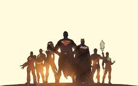 justice league wallpaper hd on