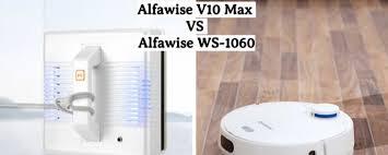 alfawise ws 1060 crystal cream window