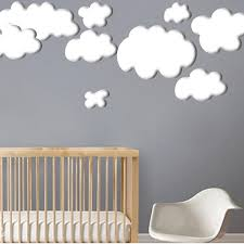 Bedroom Clouds Decals Kids Decals Nursery Room Decals Sky Wall Decor S American Wall Designs