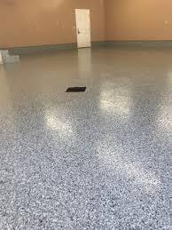 mille lacs full flake expoxy floor