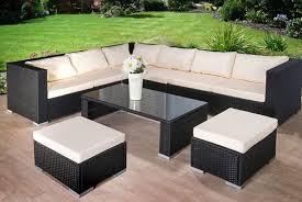 9 seat rattan furniture set