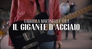 Sanremo 2020, Gabriella Martinelli e Lula: 'Il gigante d'acciaio ...