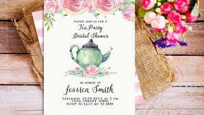 53 printable bridal shower invitation