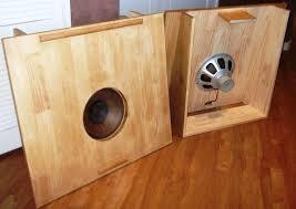 diy four simple diy loudspeakers