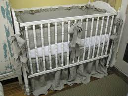 linen baby bedding crib bedding