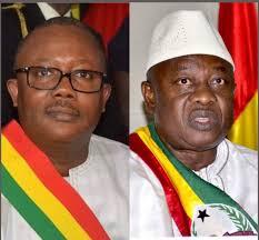 Guinée Bissau : Le président par intérim, Cipriano Cassama jette l ...