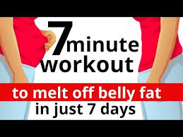 exercise to lose belly fat