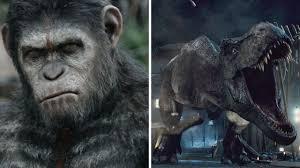 Jurassic World 3 sarà come Il Pianeta delle Scimmie ...