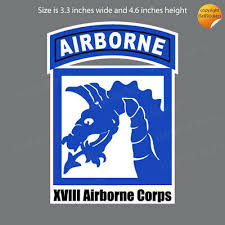 Collectibles Original Items U S Army Military 173rd Airborne Sky Soldiers Window Decal Bumper Sticker Current Militaria 2001 Now Zsco Iq
