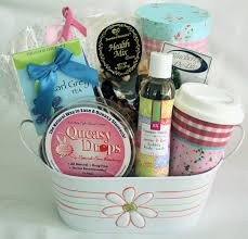 t cancer fort and care basket