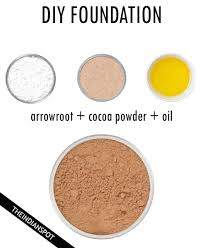 diy all natural makeup