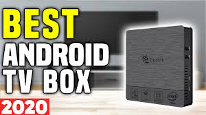 5 Best Android TV Boxes in 2020 - YouTube