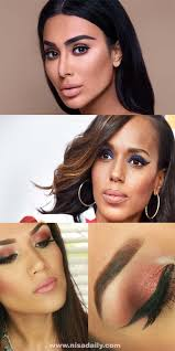 makeup ideas for your warm skin dark