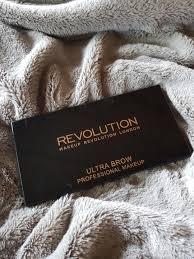 makeup revolution london ultra brow