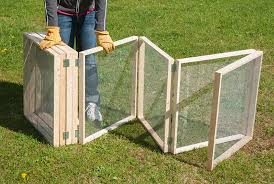 Diy Project Build Your Own Collapsible Chicken Run Hobby Farms