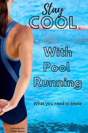 stay cool this summer with pool running