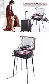 makeup studio beauty trolley rolling