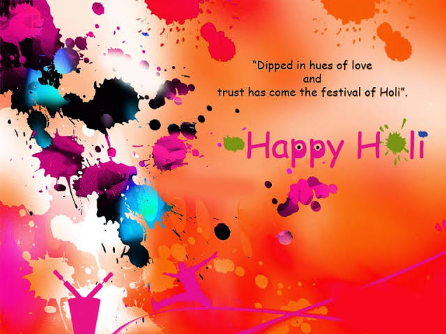 Happy Holi Images 2020, Wallpapers, Pictures, Photos, Pics HD