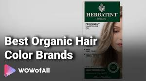 best organic hair color brands in india