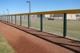 Chain Link Post Rail Padding Sportsfield Specialties