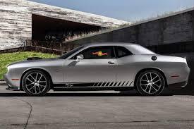 Dodge Challenger Hash Stripes Scar Scratch Srt Scat Pack 392 Hellcat Rt Decal