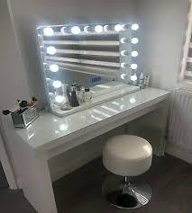hollywood mirror vanity premium 80x60cm