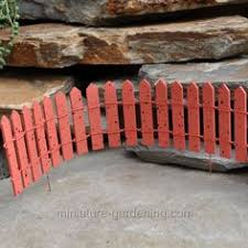20 Miniature Garden Fences Ideas Miniature Garden Fence Mini Garden
