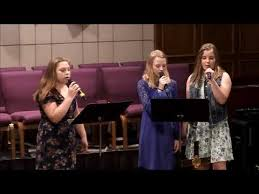 Keep Your Lamps | Ava Peterson, Lily Brecheisen, Karlie Hamman - YouTube
