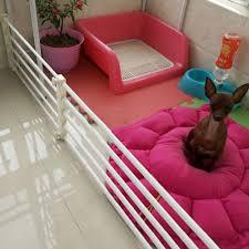 Retractable Dog Gate Indoor Pet Barrier Retractable Dog Gate Dog Gate Pet Fence