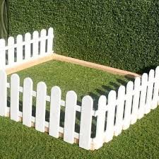 Image Result For Mini White Picket Fence