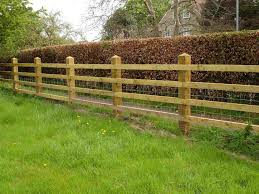 Post Rail Fencing Wrights Fencing And Landscaping