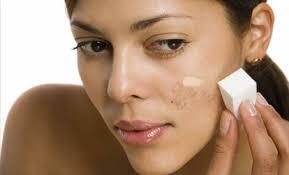 how to hide dark spots on desi skin
