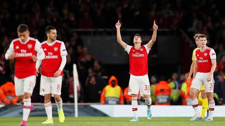 Klub Inggris yang belum pernah degradasi, Arsenal