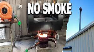 homemade waste oil burner fantastic