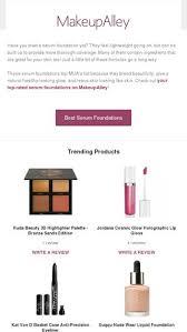 makeupalley top picks foundation