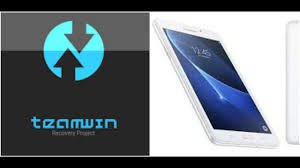 how to install twrp on galaxy tab a6