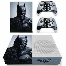 Batman Xbox One S Skin Xbox One S Wrap Console Skins World