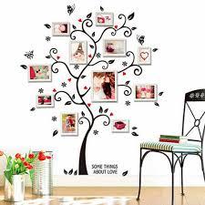 Frame Tree Wall Stickers Muslim Vinyl Home Stickers Wall Decor Decals Small Tree Frame Wall Sticker Small Tree 20 Wall Stickers Aliexpress