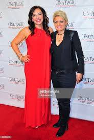 Joan Burney-Keatings and Myra Campbell attend Cinemagic Los ...